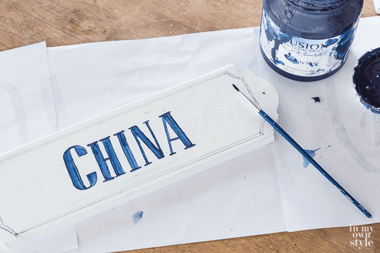 DIY French Signs