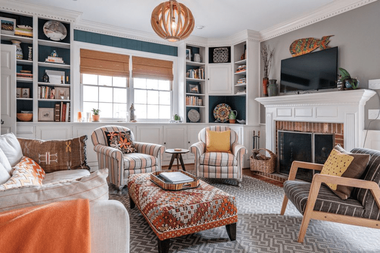 explore this eclectic artist retreat in winston salem designed by rh blog allentate com  interior design firms chapel hill nc
