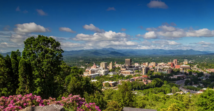 14 spectacular weekend getaways within 3 hours of Charlotte, North Carolina