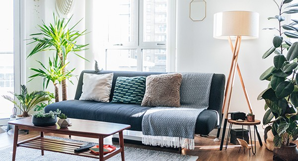 5 ridiculously easy tweaks to make a dated home look modern