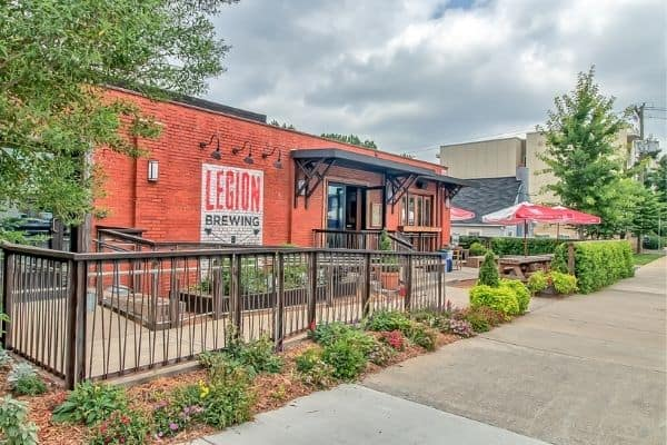 where to eat in plaza midwood