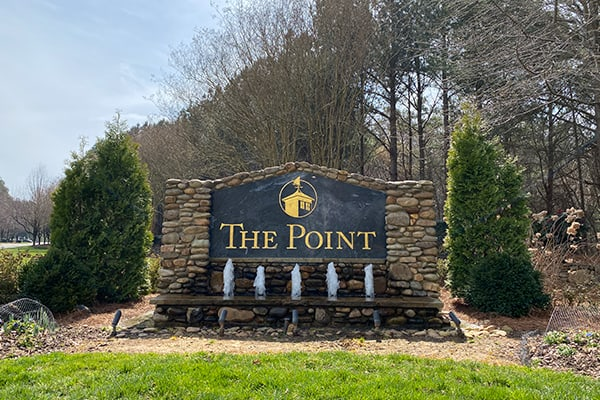 the point, mooresville nc
